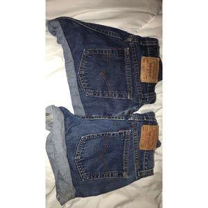 BUNDLE! Jean shorts